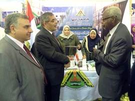 EL-Magraby participates in the inauguration of the proceeding of the first forum of the Egyptian and Sudanese universities
