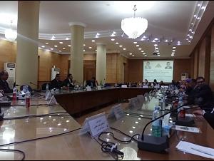 رئيس جامعة بنها خلال أول اجتماع : خارطة طريق ورؤية واضحة للجامعة