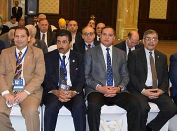 المغربى  يشارك فى مؤتمر اتحاد الجامعات العربية بشرم الشيخ