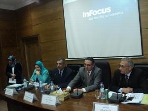 رئيس جامعة بنها : الوحدات ذات الطابع الخاص هي مستقبل الجامعة