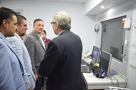 مستشفيات جامعة بنها تستقبل 3327 مريضا خلال أيام عيد الفطر