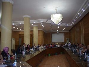 رئيس جامعة بنها يؤكد على الإستفادة من صلاحيات وتفويضات الكليات