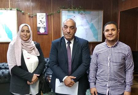 Ministry of Electricity seeks help of Benha University Experience to Develop and Improve Electrical Cables Performance