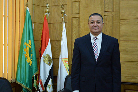 El Saeed Congratulates Egypt's President On Occasion of 10th  of  October's Victory