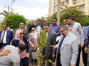 El Saeed Launches initiative at Faculty of Education entitled