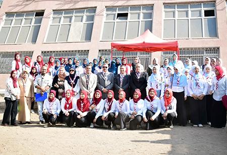 بمشاركة 150 طالبة .. جامعة بنها تنظم المهرجان الإرشادي العاشر للجوالات