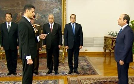 جامعة بنها تهنئ الدكتور سمير حماد لتعيينه نائبا لمحافظ القليوبية