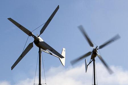 دراسة بجامعة بنها عن تعظيم اداء توربينات رياح صغيرة لتوليد الكهرباء