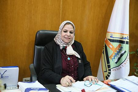 750 جنيها منحة للعاملين بجامعة بنها بمناسبة عيد الفطر