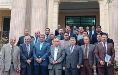بنها أول جامعه مصريه تحصل علي الأيزو 9001 لسنه 2015