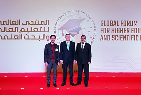 Prime Minister and Higher Education Minister open Benha University pavilion at The Global Forum of Higher Education and Scientific Research