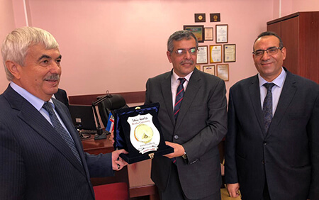 Memorandum of Understanding between Benha University and the Russian Academy of Veterinary Medicine and Biotechnology